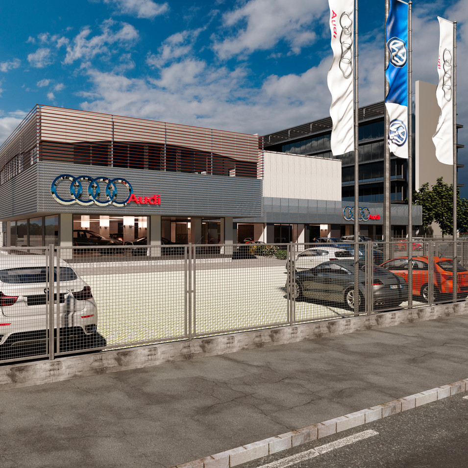 Audi® ShowRoom
