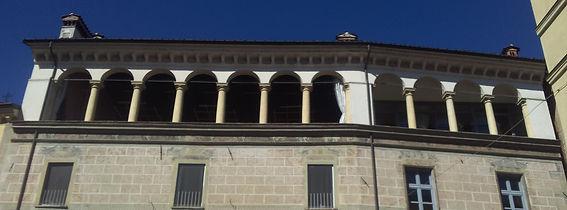 Racconigi Piazza Vittorio Emanuele II