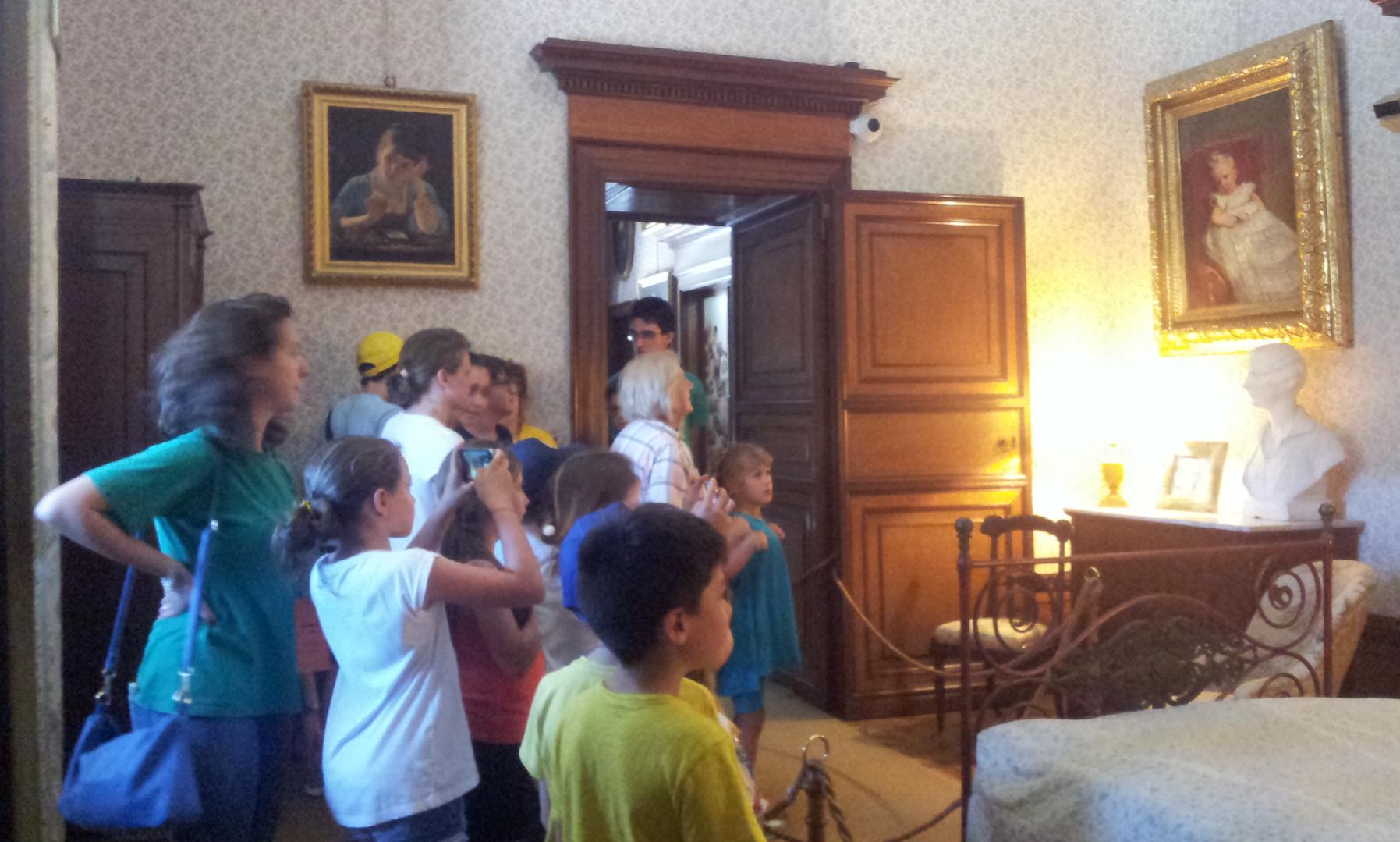 Visite al Castello