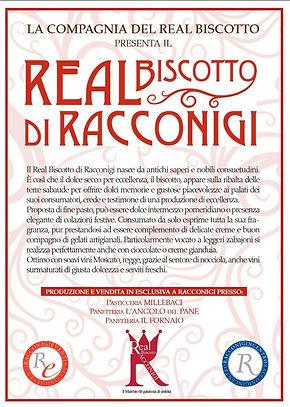 Racconigi Real Biscotto