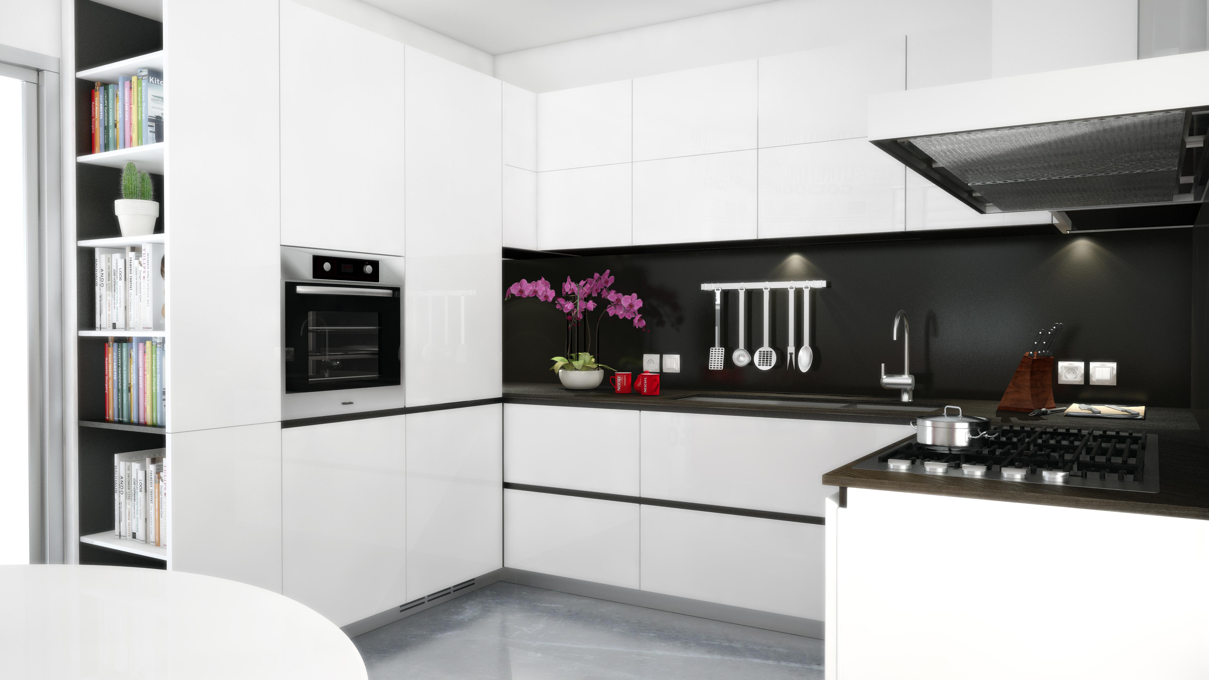 Appartamento privato - cucina