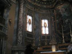 Racconigi Chiesa di San Giovanni