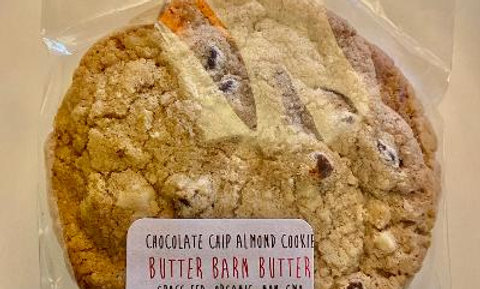 GF Chocolate Chip Almond Cookie