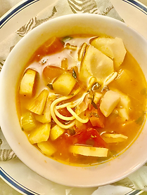 Detox Root Soup