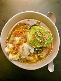 Mushroom, Celery, Onion, Tomato Soup- wi
