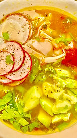 High Mineral Chicken Soup