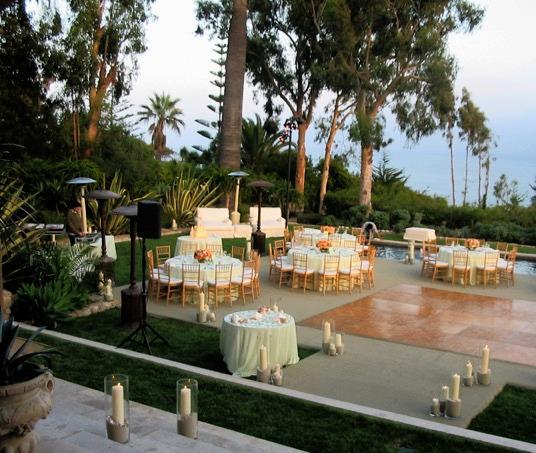 Malibu Birthday Party