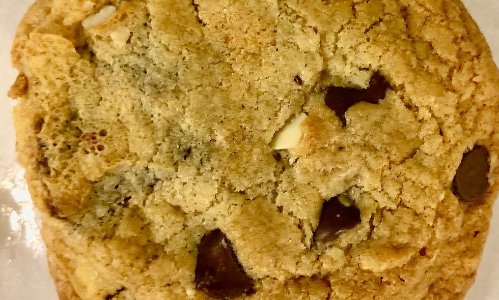 Gluten Free Chocolate Chip Almond Cookie