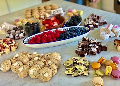 Small Dessert Display