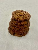 GF Vegan Caliente Choc Chunk Pecan Cooki