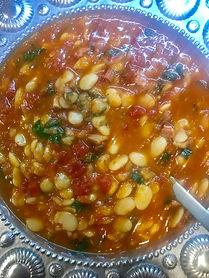 Vegetarian Butter Bean Chili