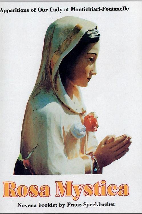 Rosa Mystica Novena Booklet