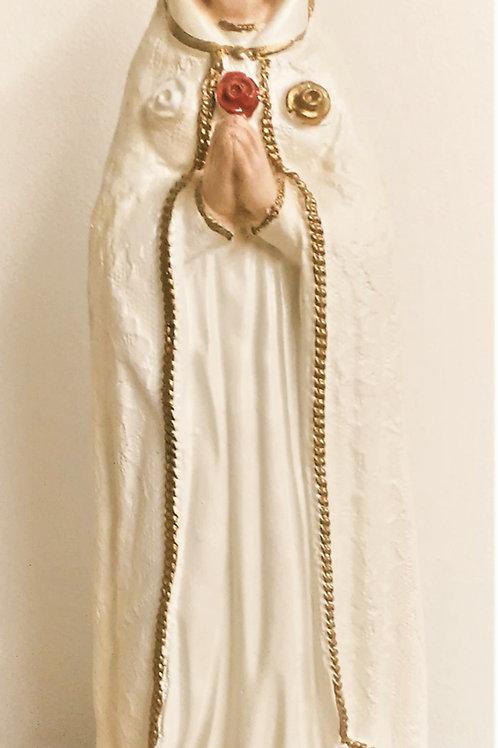 Rosa Mystica Statue (IN STOCK!) - 12 inch