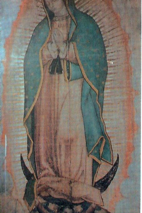 Our Lady of Guadalupe - Baptism of the Unborn Prayer Card