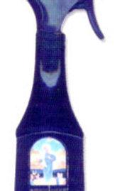 Holy Water Spray Bottle - Blue, 15 oz.