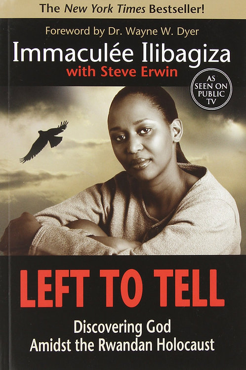 Left to Tell - Hard Cover