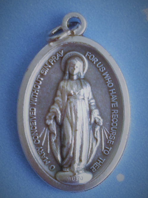 Miraculous Medal of Our Lady