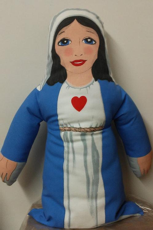 """Mary Doll - Cloth 24"""""""