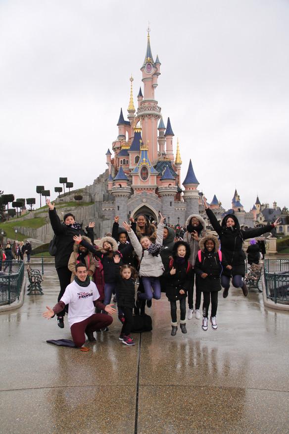 """Une journée dans la peau d'un """"Disney VoluntEAR"""""""
