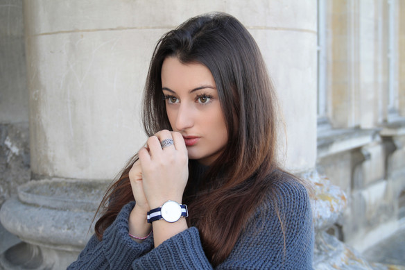 Un look VS Daniel Wellington