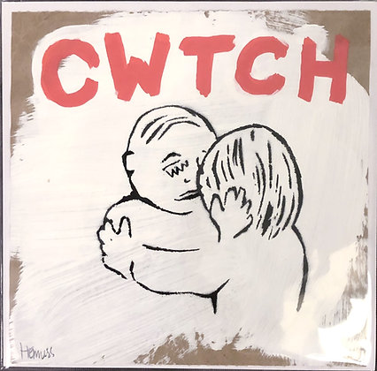 Cwtch (Red and Black)