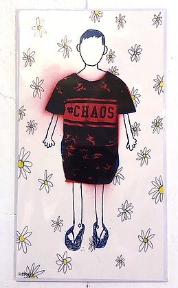 Chaos Charlie Red (Flower Power)