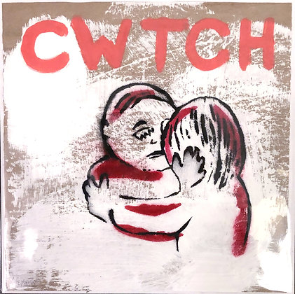 Cwtch (Red, Red and Black)