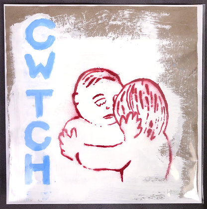Cwtch (Blue and Red)