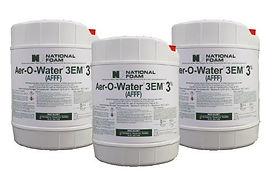 11. AFFF Aer-O-Water 1% Aer-O-Water 3EM
