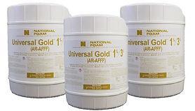 13. AFFF Universal Gold 1%3%  Universal