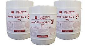 16. Aer-O-Foam XLX-3% Aer-O-Foam XLX-6%.