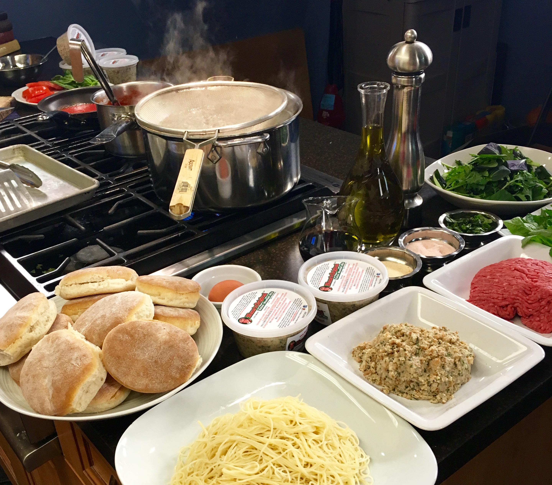Nana's Original Italian Meatball Mix