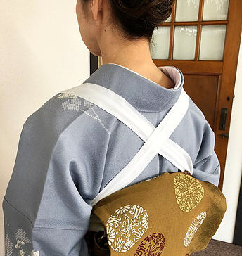 Tasukigake, Domestic Duties in Kimono