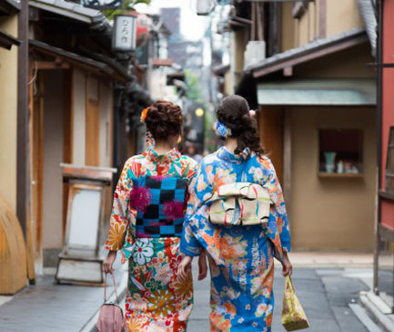 Delighted to Help You to Find Your Best KIMONO