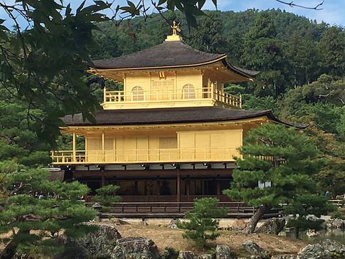 Gorgeous!! Kinkaku-ji (Golden Pavilion)
