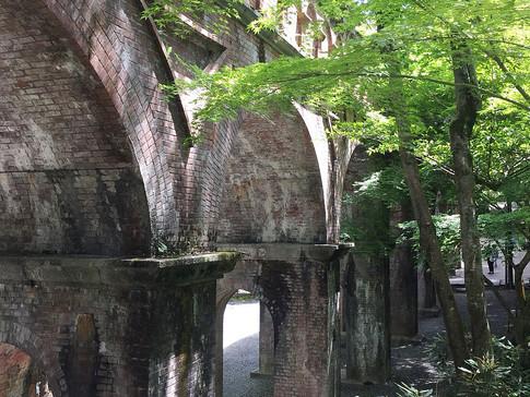 Suirokaku, a Raised Aqueduct