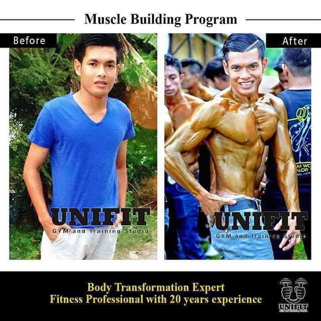 【健美计划 Muscle Building Program】_👉Develop