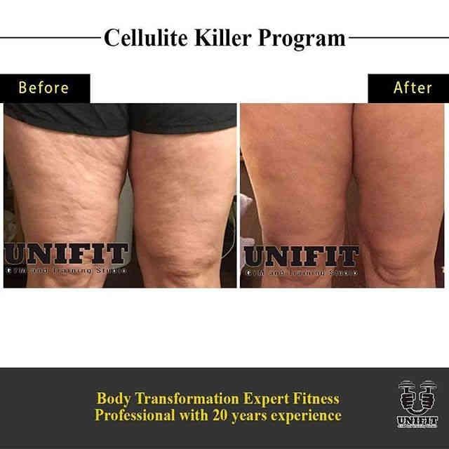 【去除蜂窝组织健身计划Cellulite Killer Program】 _讨厌