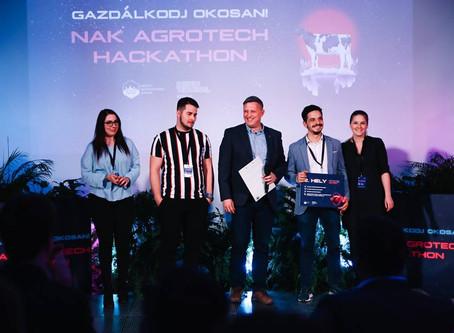 Második helyen végzett a Grinsect a NAK és a Design Terminal közös innovációs versenyén