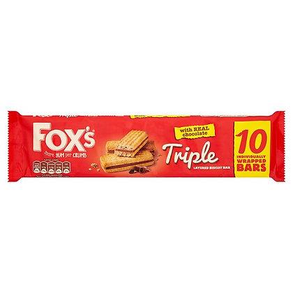 Fox's 10pk Triple