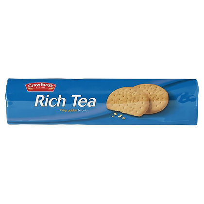 Crawfords 300g Rich Tea