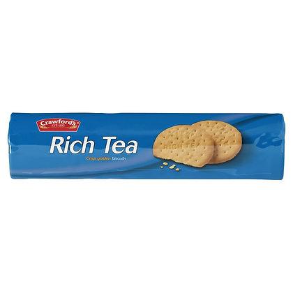 Crawfords 300g Rich Tea