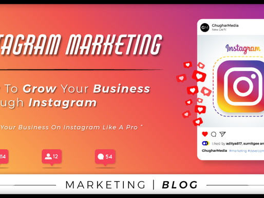 How To Grow Your Business Through Instagram?