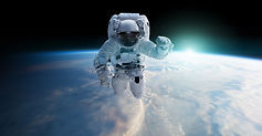 astronauta-flotando-espacio-renderizado-
