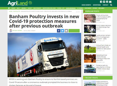 In The Press: Banham Poultry