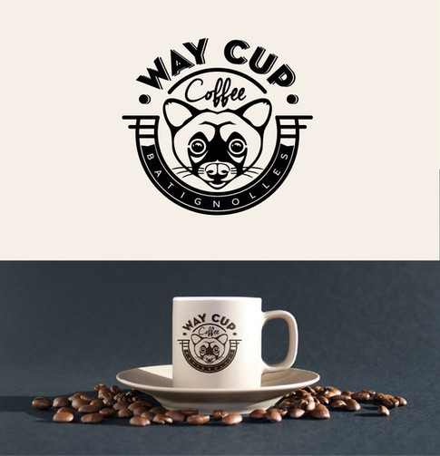 Branding café
