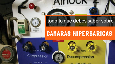 Cámaras Hiperbáricas