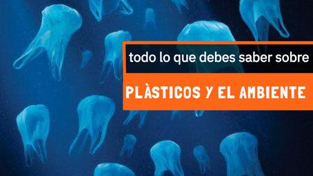 Plásticos y el medio ambiente