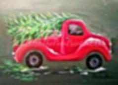 Red Christmas Truck.jpg