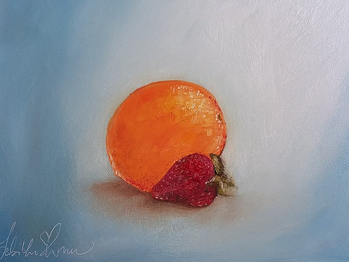 Orange and strawberry #1